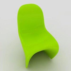 max verner panton chair