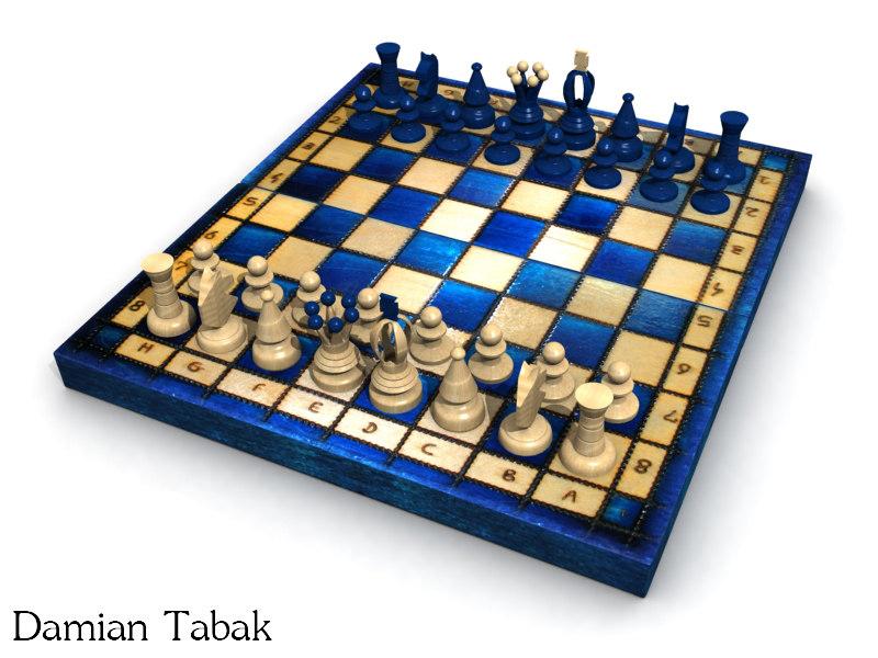max chess board