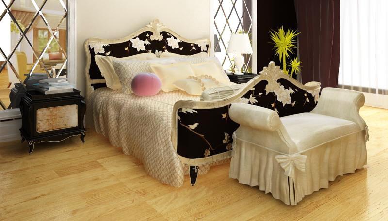 maya bed combination