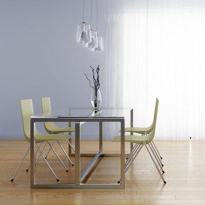 dining room set 3d model