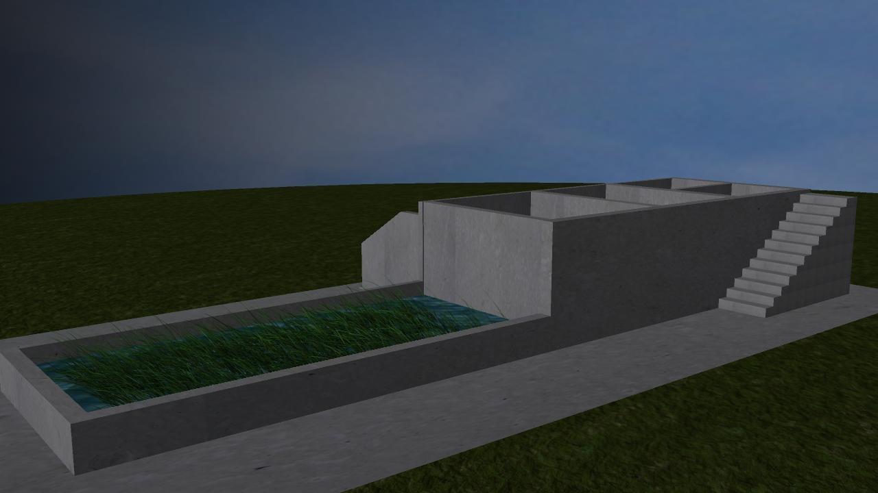 maya water treatment plant