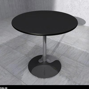 free bar table 3d model