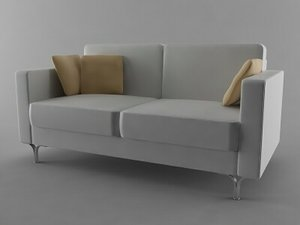 sofa armonia airbags 3d max