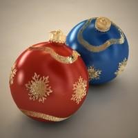 Christmas Tree Ornaments, 1