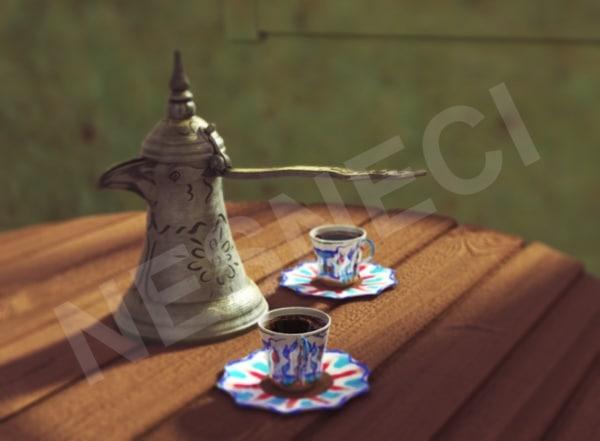 coffee cezve lwo