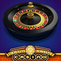 european roulette wheel - 3d max
