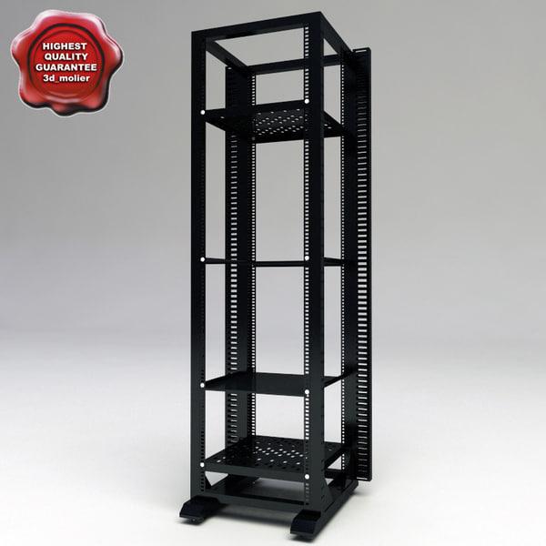 maya server rack
