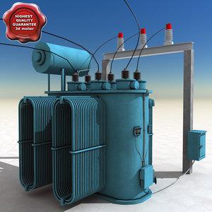 energetics element modelled 3d model