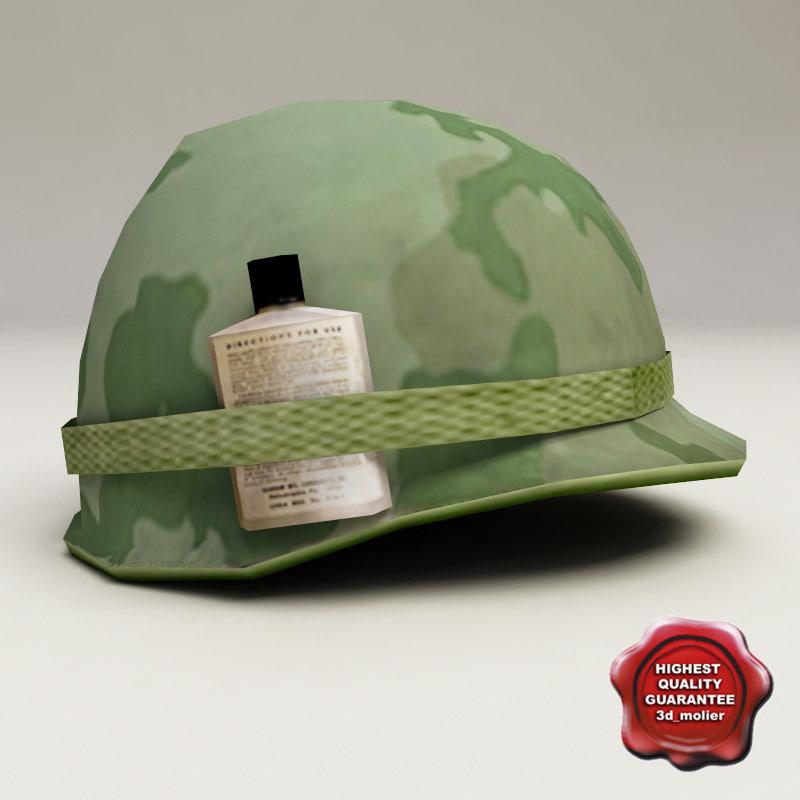 3ds max soldier helmet