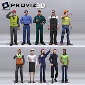 max people: workers people