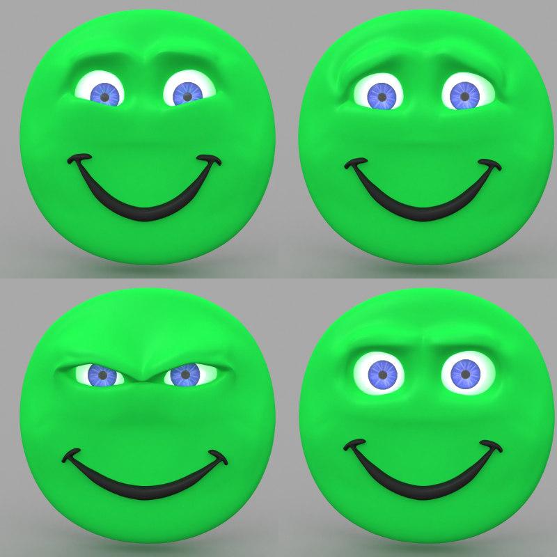 lightwave face movable