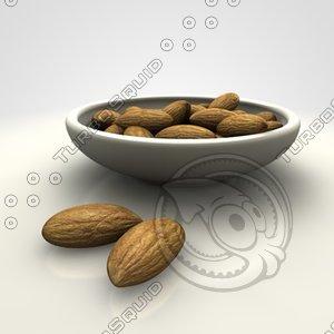maya bowl almond