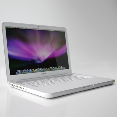 apple macbook led unibody max