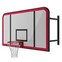 max basketball rim