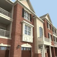 Apartments building III