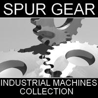 spur gear max