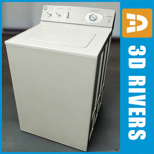 3d load washer