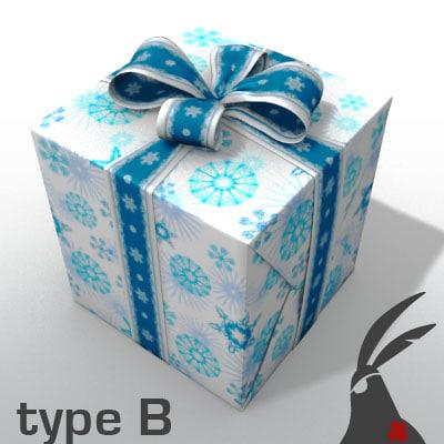 fbx gift box types
