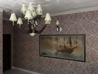 3ds lamp light