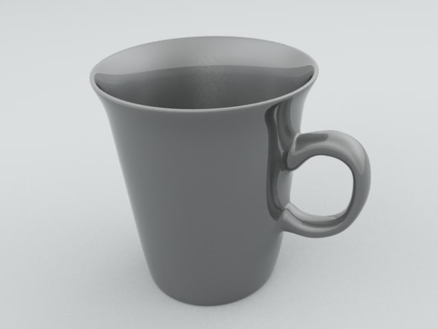 3ds coffe mug