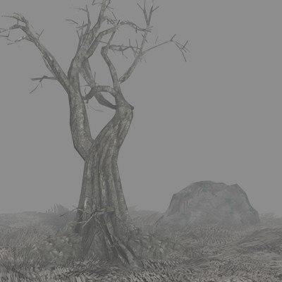 cinema4d tree
