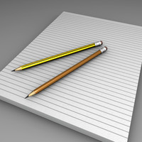 3ds max notepad 2 black lead