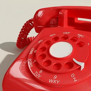 max rotary telephone