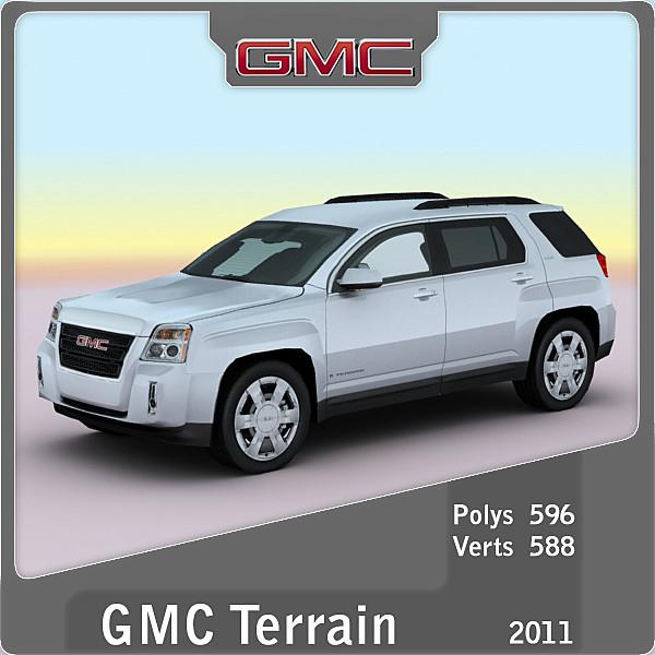 c4d 2010 gmc terrain