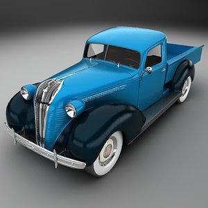 car old 3d max