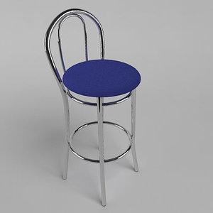 3d model chair bar bristol