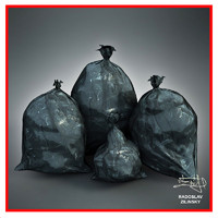 GARBAGE bags (HIGH realistic)
