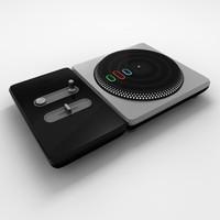 dj hero controller