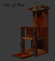 Chair of Pain