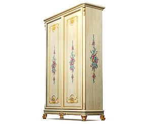 classical wardrobe 3d model