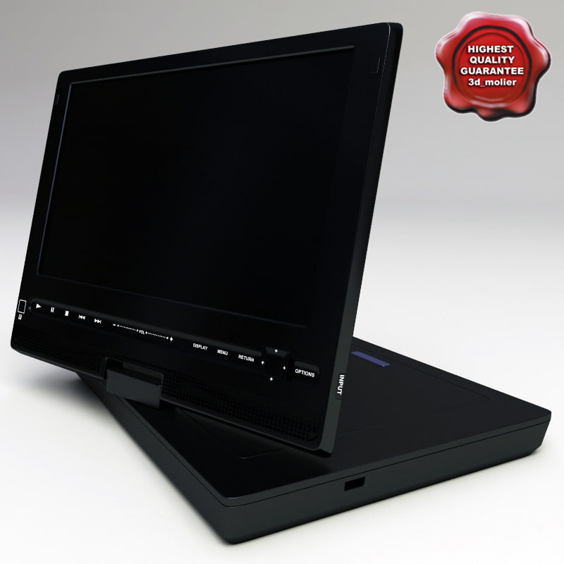 portable dvd player sony 3d max