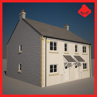 Two Storey Domestic House 08