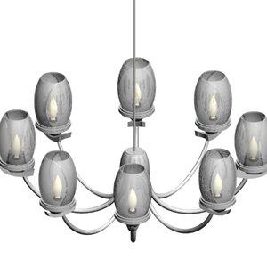 max modern chandelier