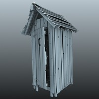 OldWest_OutHouse1.max