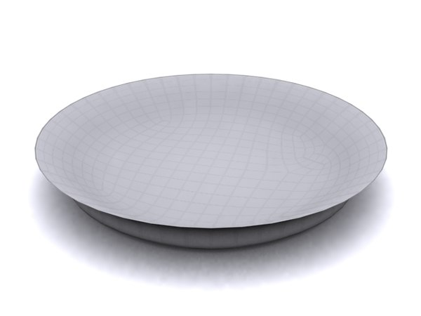 free plato 3d model