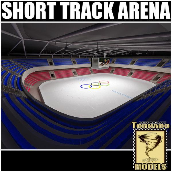 short track arena 3ds