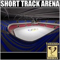 Short Track Arena