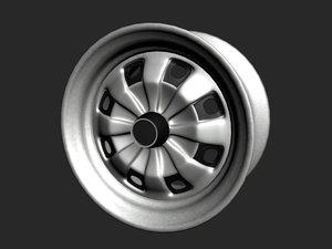 free max mode sports wheel