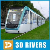 maya contemporary barcelona tram tramways