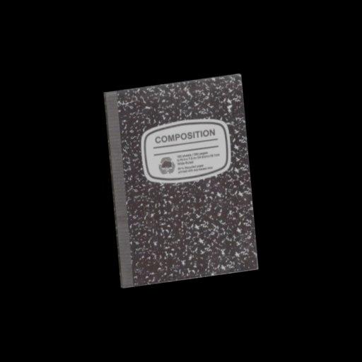 maya composition notebook