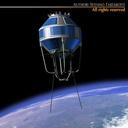 Kosmos satellite 3D models