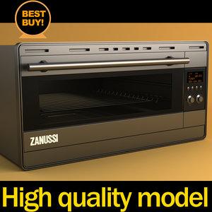 3ds max stove kitchens