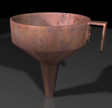 3d funnel model