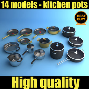 kitchen pots max