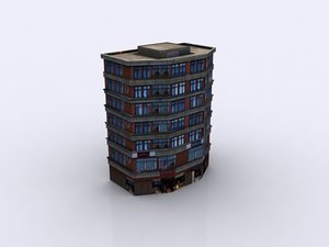 simulation 3d model