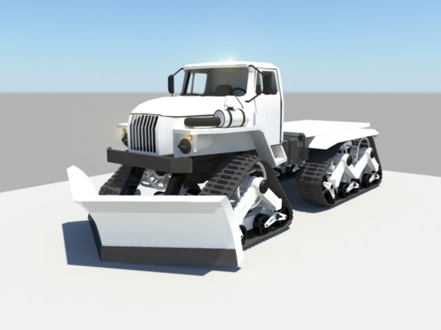 snow plow truck ma
